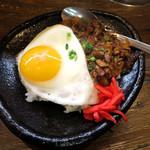 らーめん優月 - ミニ焼豚玉子飯_280円