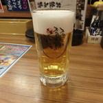 十勝帯広一心本店 - ビール