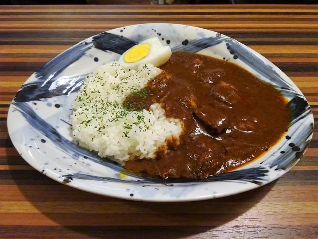 アカサカ 桃源 - 平戸牛カレー