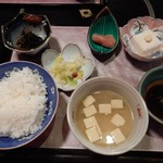 味のぶん太 - 生ラム焼定食(ご飯等)