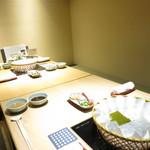 京都 瓢喜 - 個室インテリア