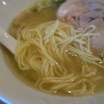 播磨坂 もりずみ - 中細ストレート麺