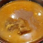アラシのキッチン - アブグーシュトのスープ