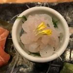 米清あら川 - 白えびです。