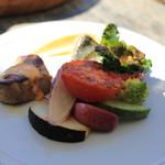 Marine&Farm SAJIMA - よく言えばお野菜ふんだん