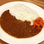 カンナ - 料理写真:ガンジスカレー