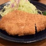 とんかつ 三金 - ロースかつ150g単品 1500円