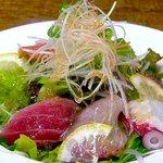 さん吉 - シーフードサラダ