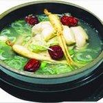 とんとり - 参鶏湯(美容と健康にお勧めです☆)
