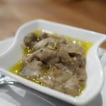 シチリア屋 - 乾燥空豆のズッパ
