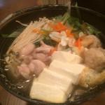 マルキン - 鶏塩鍋 小鍋