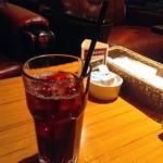 コンシールカフェ ミヤマスザカ - アイスコーヒー♡