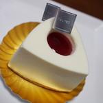 キャトルウール - クリュ \400- レアチーズ