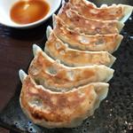 zanikugyouzashisenshuubou - 肉餃子(6個)