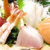 網元 - 料理写真:青島御膳 造りの盛合せ