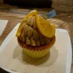 モスカフェ - 紅茶とオレンジのカップケーキ