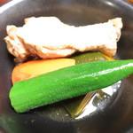 網元 - 青島御膳 炊き合せ