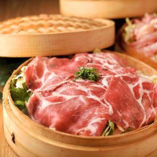 厳選食材『松坂豚』