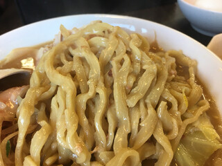 ラーメンどでん 大宮西口店 - 自家製麺