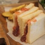 サンドヤ - ジャムバターサンド