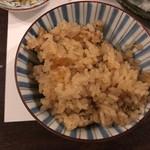 ごはん亭 家蔵 - アサリ飯