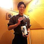 三海の華 - 福司 純米酒 600円