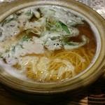 宝昇苑 - 料理写真:鍋焼きラーメン