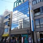 アクアサルーテ - このビルの3階
