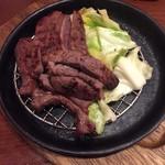 芝浦食肉 - 牛タン炭火焼