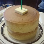 喫茶ちゃっぷ - パンケーキ