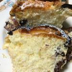 ディーン&デルーカ ホームキッチン&ベーカリー - クラッシュチョコレートマフィンの断面