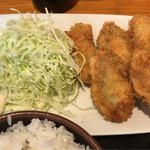 牡蠣バル - トップフォト 牡蠣フライ