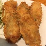 牡蠣バル - 牡蠣フライ アップ