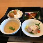 旬魚旬彩 うおまん - 季節の味覚のにぎわい御膳