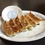 天将 - 焼き餃子 ¥300