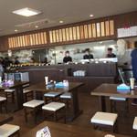 香川製麺所 - 店内