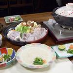 みづ乃 - フグ・コース料理
