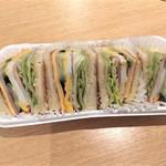 62554521 - 火腿鶏蛋三明治