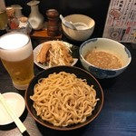 麺屋 いっこく - 料理写真:極太つけ麺(770円)