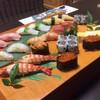 銀寿司 - 料理写真:特上握り2人前
