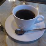 喫茶店さくら - モーニングセットのホットコーヒーです。(2017年2月)