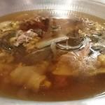 八珍 - 料理写真:すっぽん鍋
