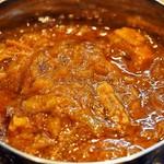 スパイス料理ナッラマナム - 濃厚 牛肉マサラ
