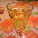 JAGA - ビリヤニセットのドリンク(白ワイン)