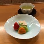 穂の花 - デザート