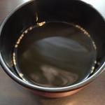 62562232 - わかめスープ