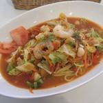サン マルツァーノ - 料理写真:トマトちゃんぽん@750