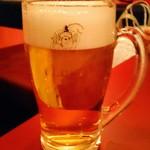 まんぷく食堂 - エビス生ビール