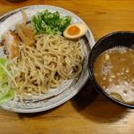 弁慶ラーメン - つけ麺