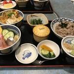 仲家 - ミニ丼セット